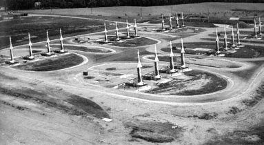 Nike Missle Site, Lorton, Virginia